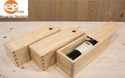 Làm hộp gỗ theo yêu cầu giá rẻ