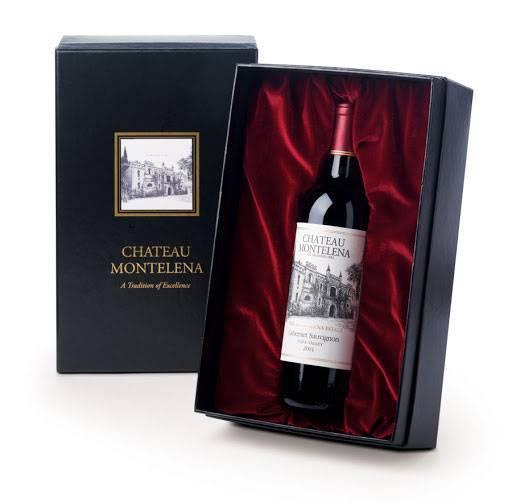 Hộp đựng rượu làm từ giấy bồi cao cấp sang trọng và ấn tượng