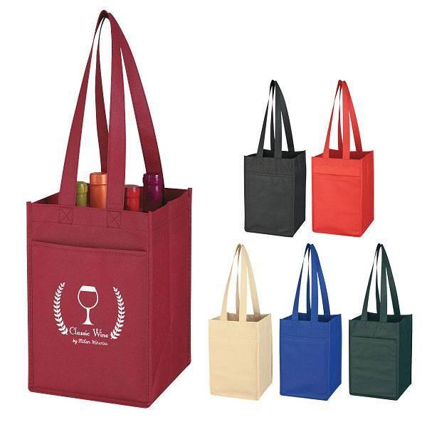 Khách hàng có thể chọn túi vải hoặc túi giấy để thay thế cho túi nhựa