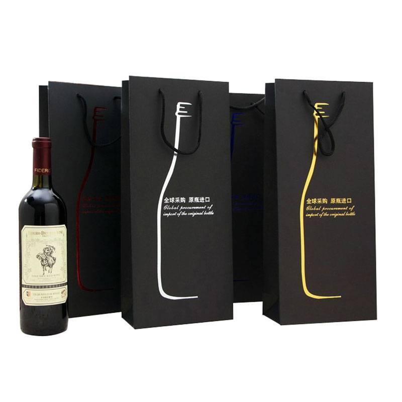 Túi giấy đựng rượu đẹp cần đáp ứng nhiều tiêu chí