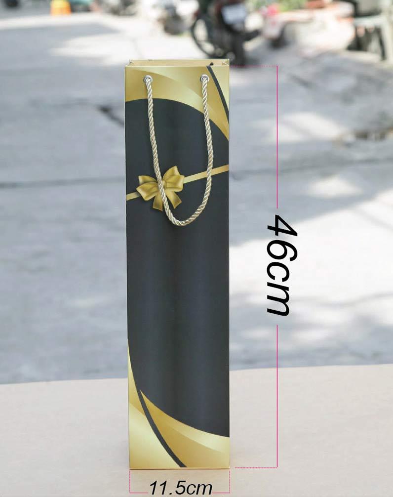 Chọn túi đựng rượu Sake làm quà tặng