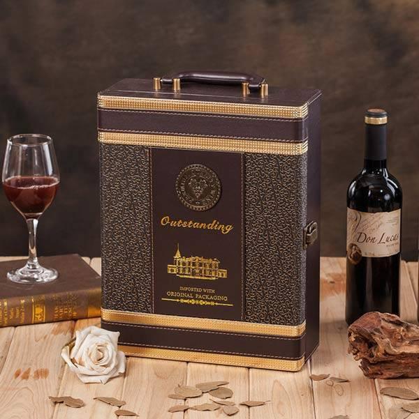 Epvina chuyên cung cấp các loại hộp rượu
