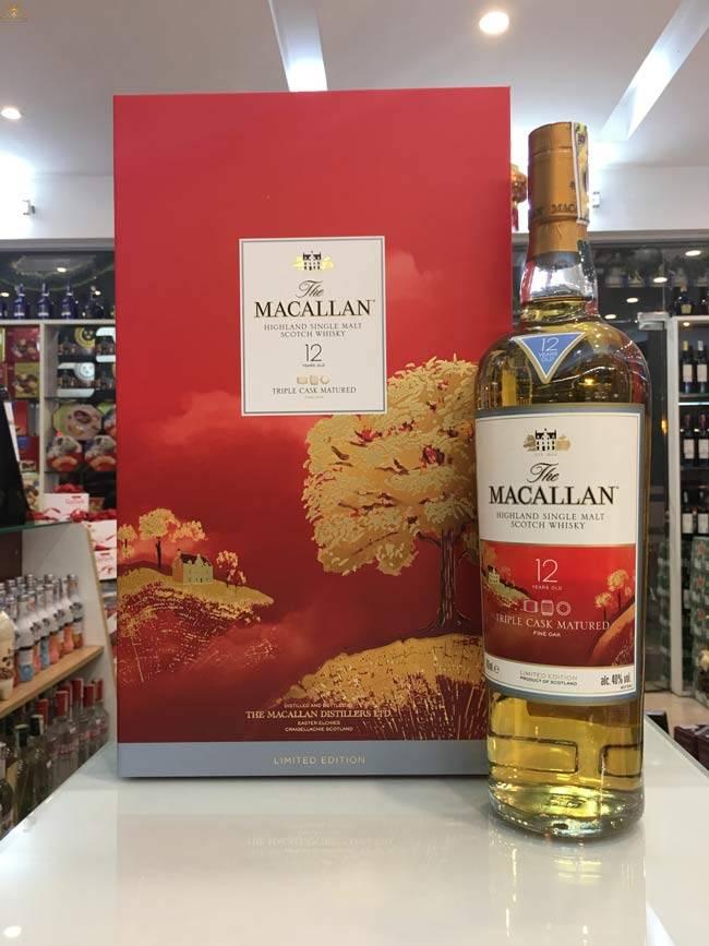 Túi đựng rượu Macallan