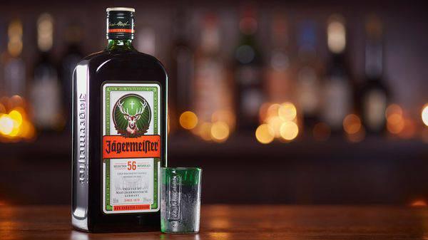 Hương vị của rượu vang Jagermeister