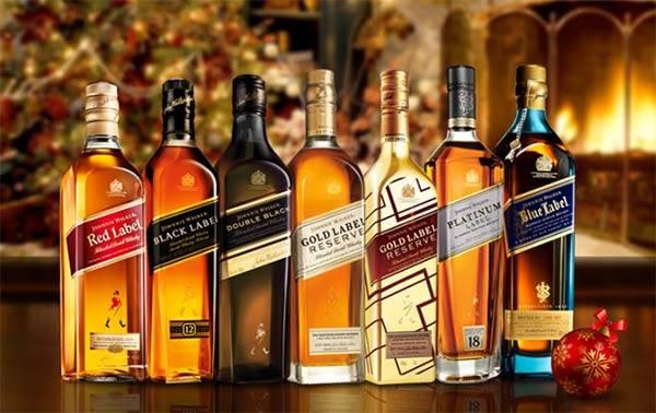 Lịch sử hình thành rượu vang John Walker Red Label