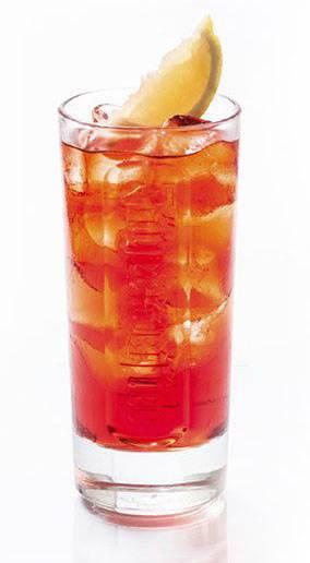 Pha chế Cocktail Jager Phúc Bồn Tử