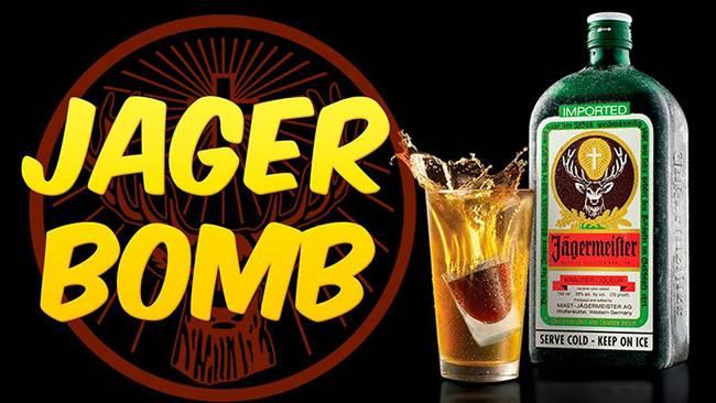 Pha chế theo phong cách JAGER BOMB