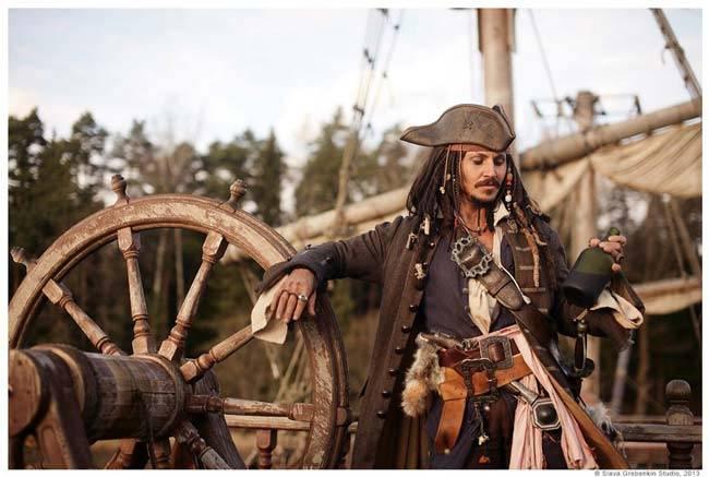 Jack Sparrow Rum