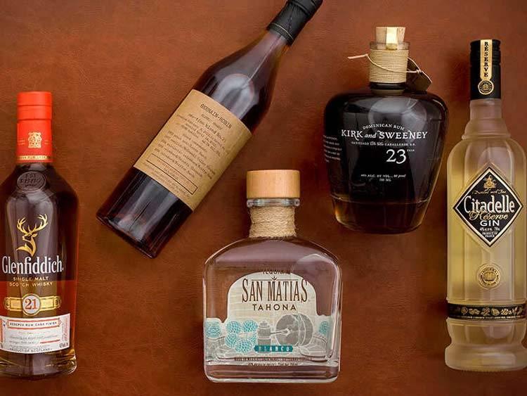Phân biệt rượu Rum với Rượu Gin