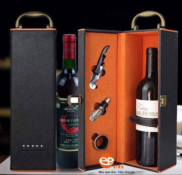 Đặc điểm của hộp đựng rượu vang