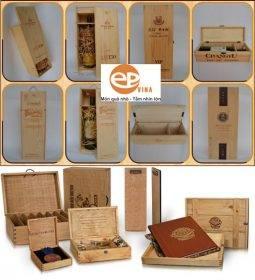 Nhu cầu đặt sản xuất hộp gỗ