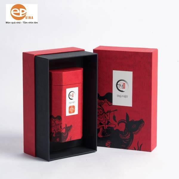 Thiết kế, in ấn hộp đựng trà rượu toát lên sự sang trọng