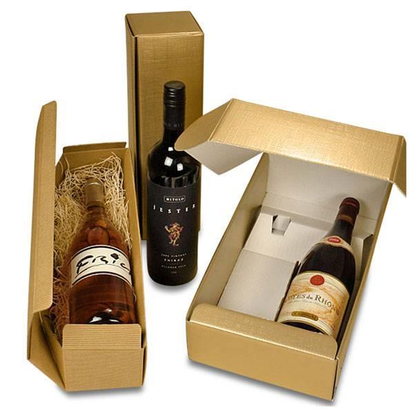 Hộp chai rượu