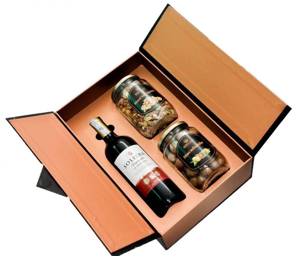 Hộp quà đựng rượu