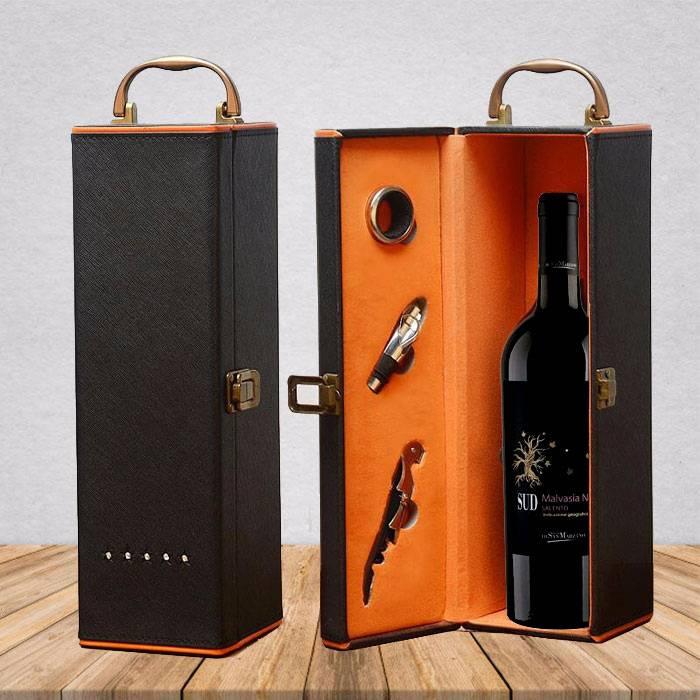 hộp rượu nho