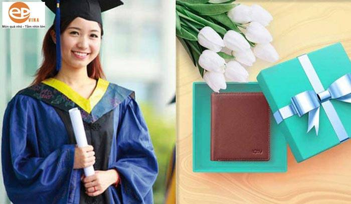 Quà cho sinh sắp tốt nghiệp
