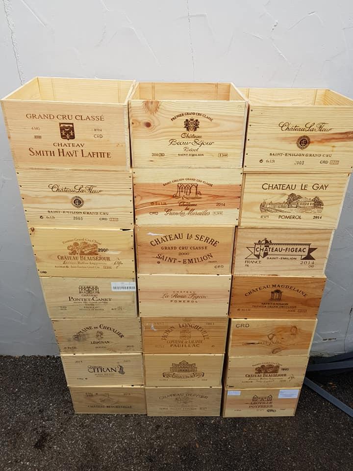 rượu vang passion hộp gỗ 6 chai