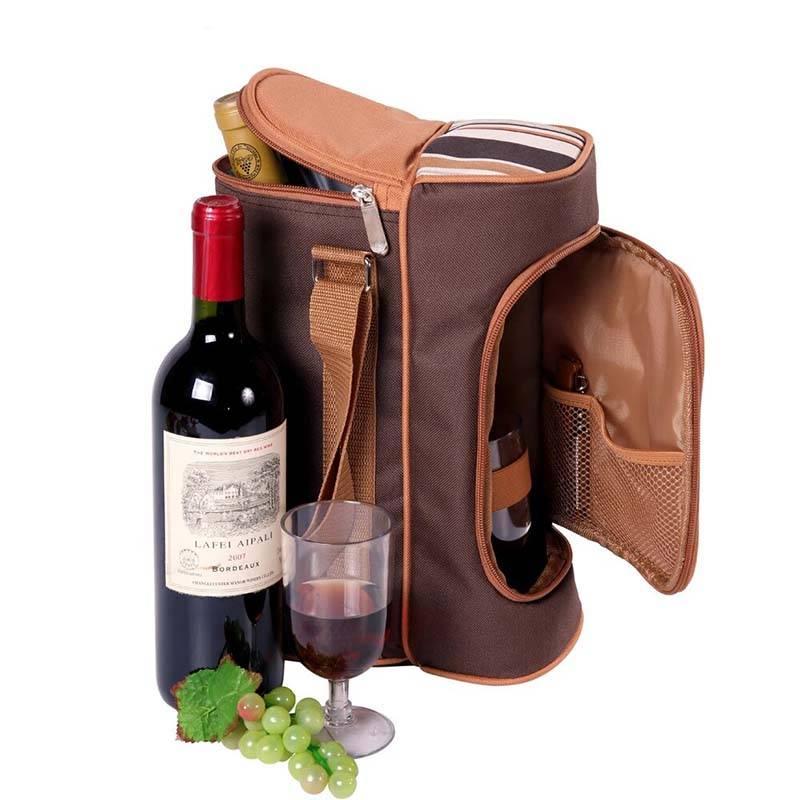 túi đựng rượu tết